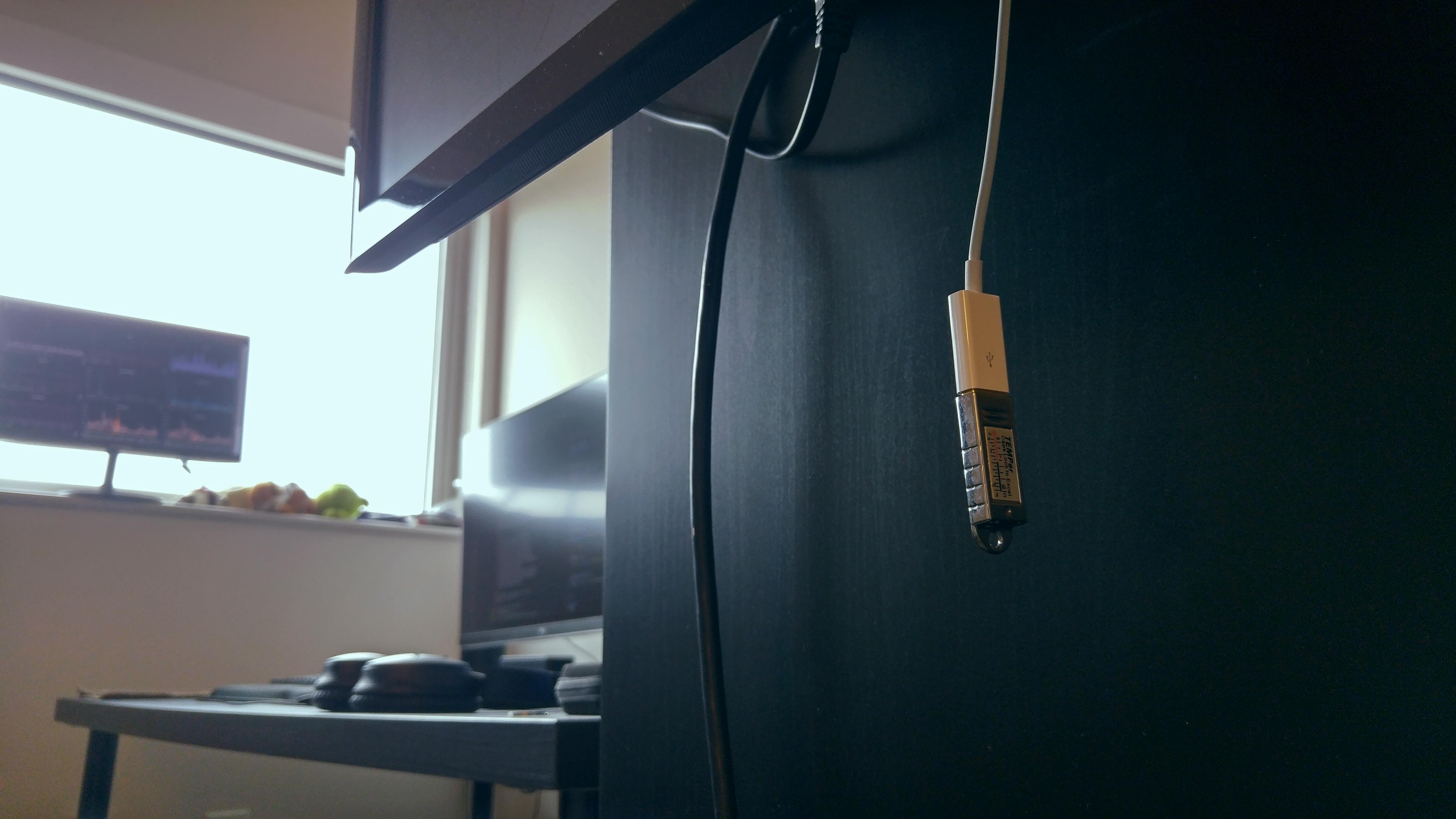 Temper USB